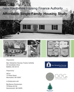 Image of Affordable Single-Family Housing Study cover