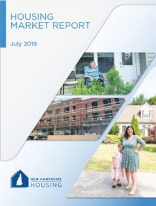 Image of latest Housing Market Report cover