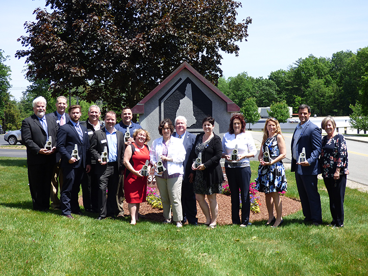 New Hampshire Housing Homeownership Fellowship Program graduation